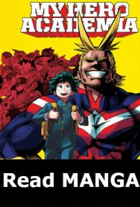 boku no hero academia read manga