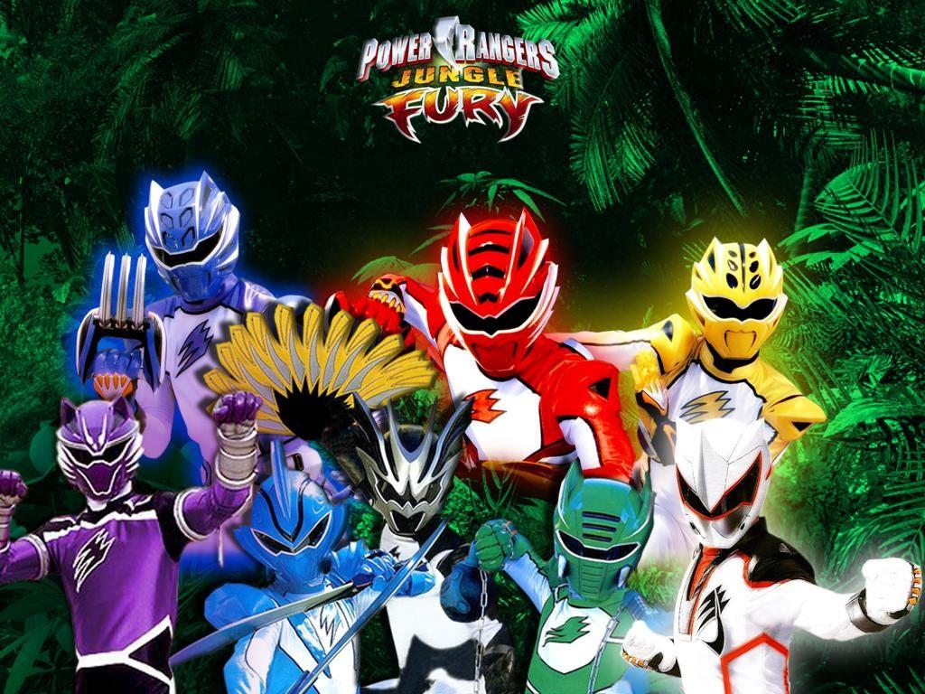 Power Rangers | My Hero Zone