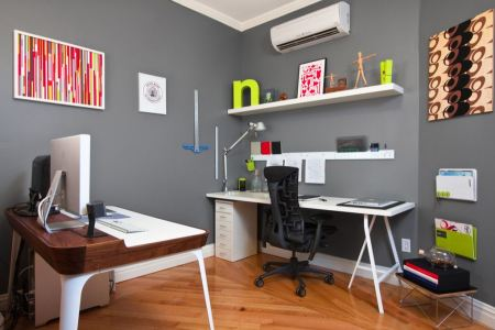 How To Declutter Your Home Office   My Home Repair Tips declutter home office