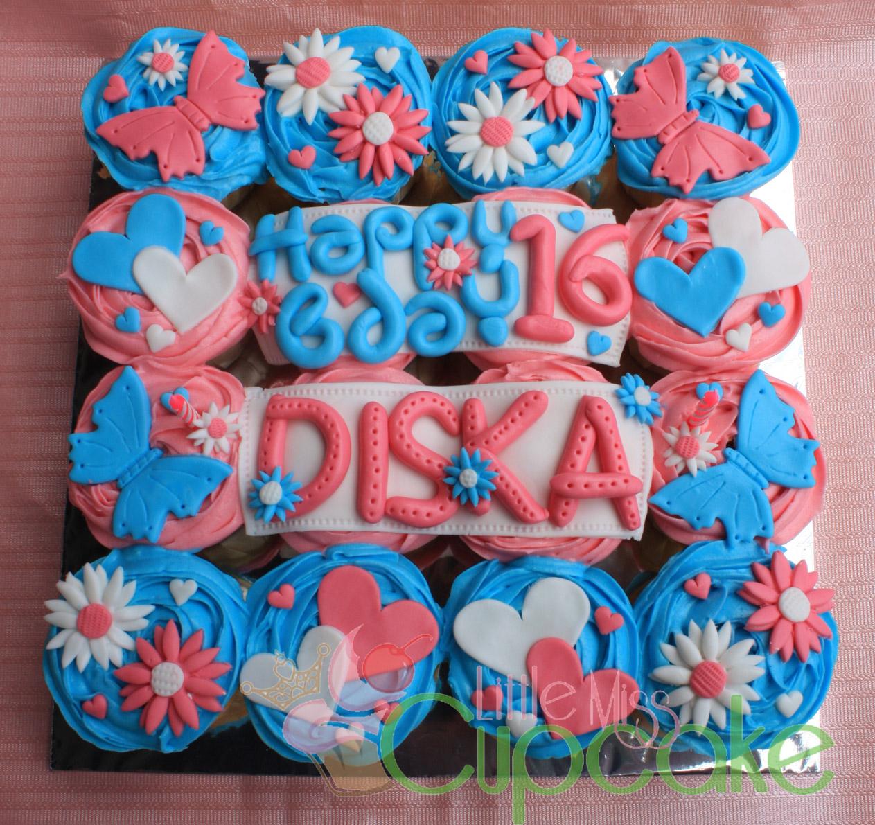 Birthday Little Miss Cupcake Page 7