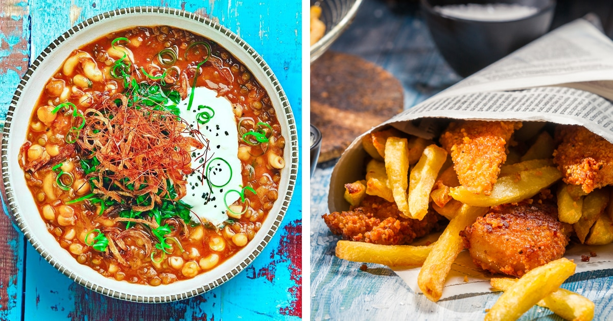 20 Mouthwatering Comfort Food From Around The World