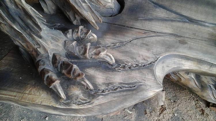 Chainsaw Art Master Igor Loskutow Creates Incredible