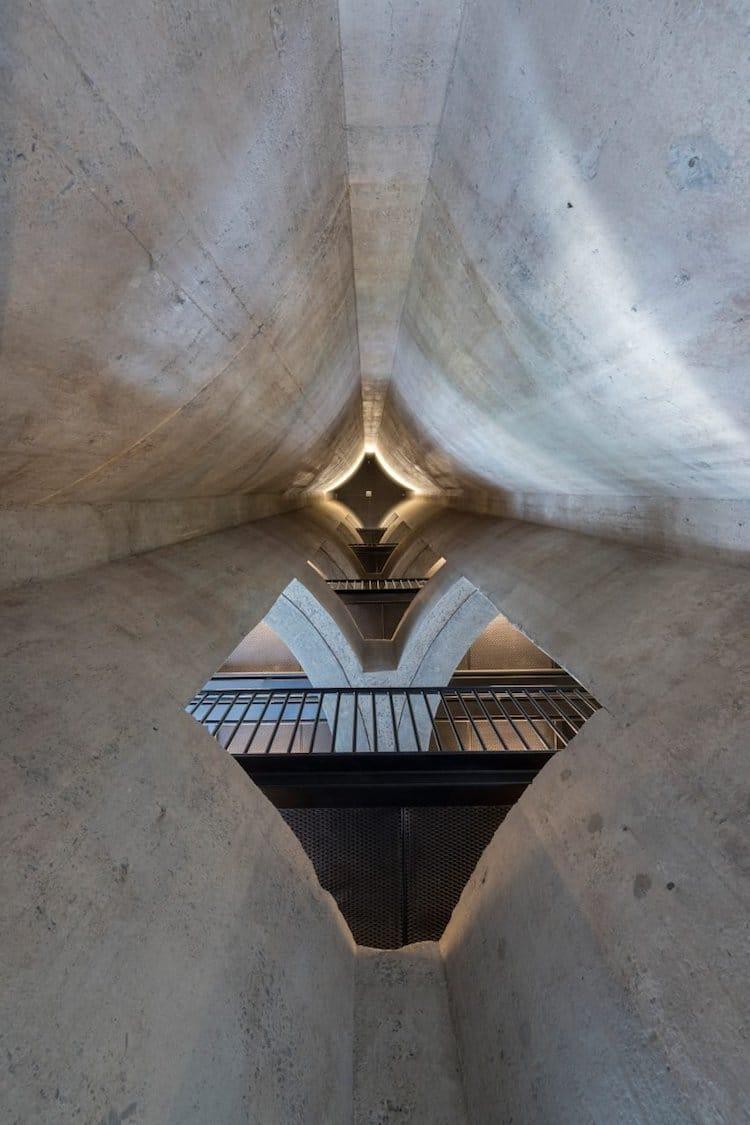 Heatherwick Reveals Interior Of Zeitz Mocaa New African
