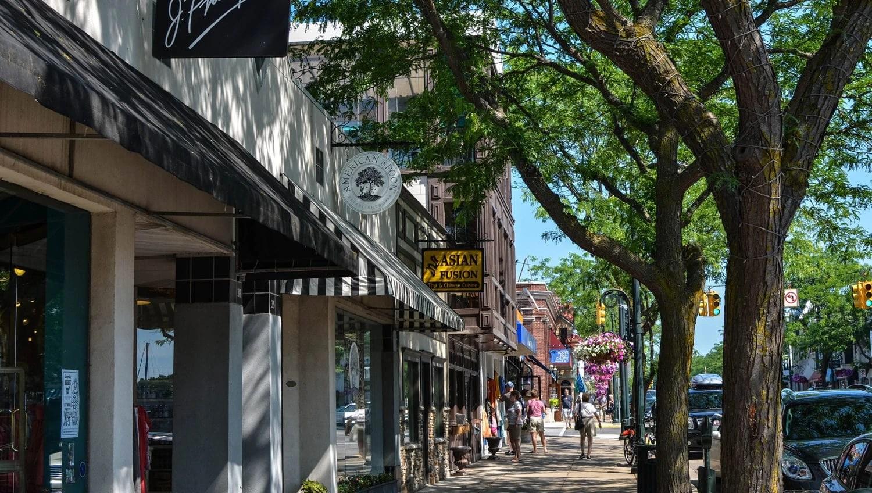 Downtown Restaurants Traverse City