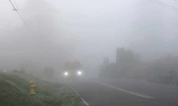 Fog To Continue But Improve Through Tuesday Morning