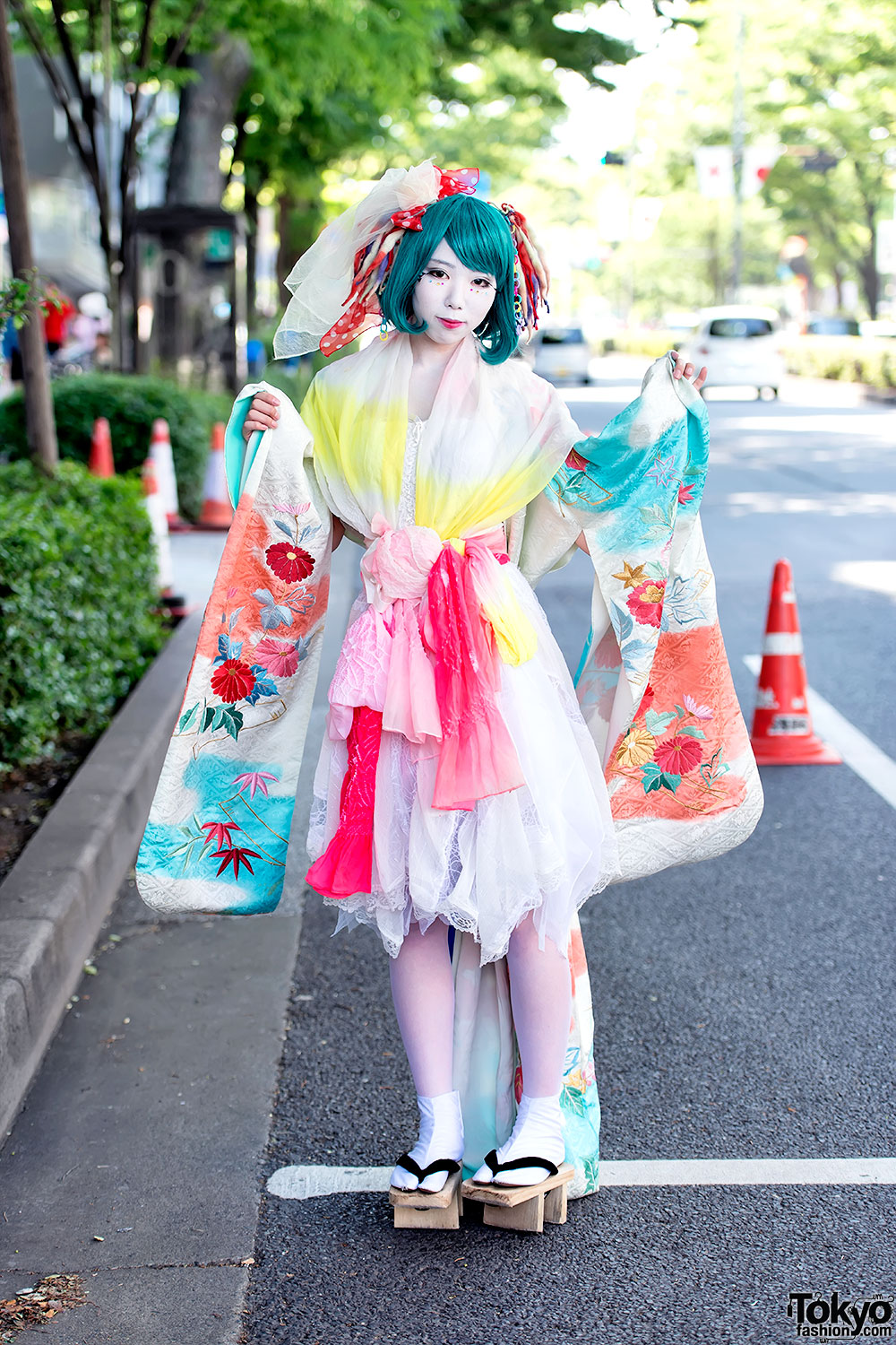 Harajuku Street Style   My OBT What Harajuku Girls Really Look Like   Style Out There   Refinery29