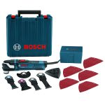 Bosch GOP40-30C StarlockPlus Oscillating Multi-Tool Kit Review
