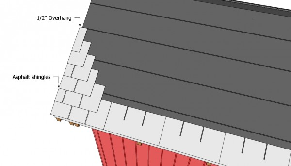 Gable Shed Roof Plans Myoutdoorplans Free Woodworking