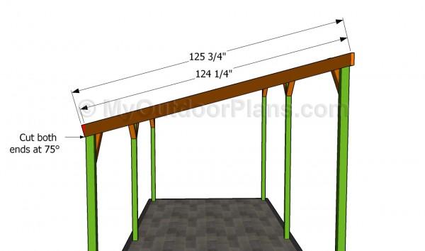 Wooden Carport Plans Myoutdoorplans Free Woodworking