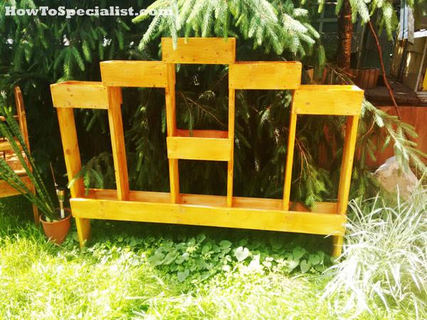 Diy Vertical Garden Plans Myoutdoorplans Free