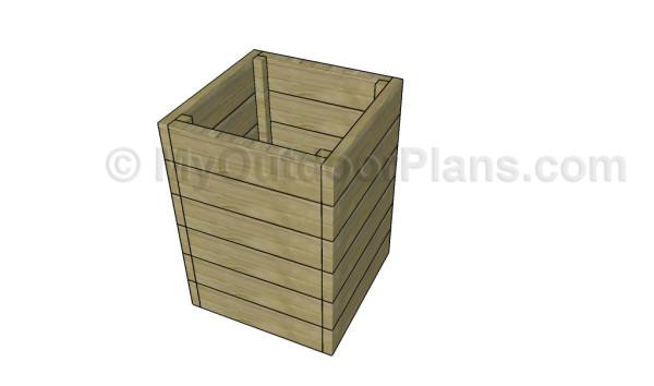 Potato Box Plans Myoutdoorplans Free Woodworking Plans