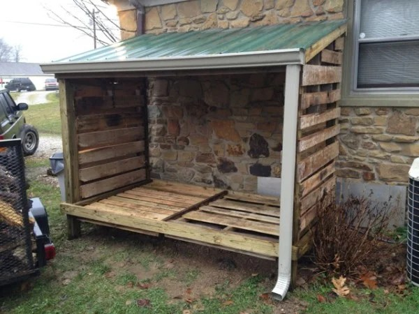 Diy Lean To Wood Shed Myoutdoorplans Free Woodworking