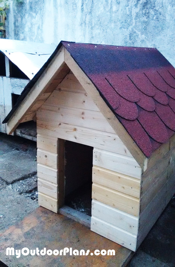 Diy Insulated Dog House Myoutdoorplans Free
