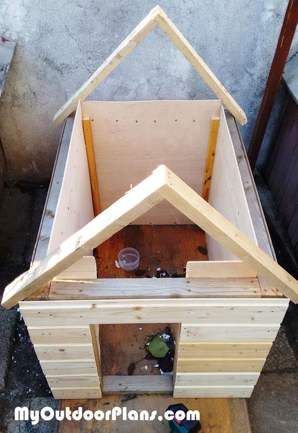 Diy Insulated Dog House Myoutdoorplans Free