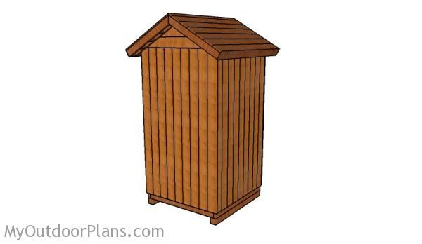 Smokehouse Door Plans Myoutdoorplans Free Woodworking