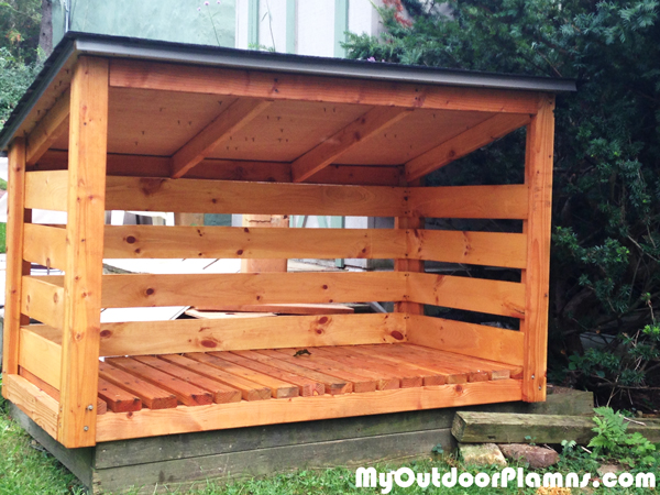 Simple Storage Shed Plans