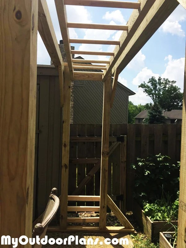 Diy Monkey Bars Myoutdoorplans Free Woodworking Plans
