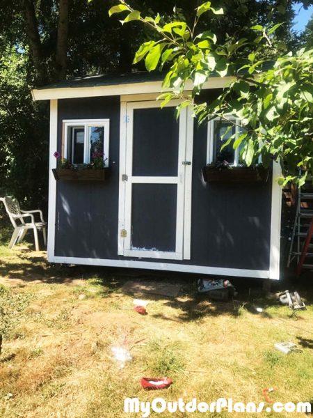 Diy Large Chicken Coop Myoutdoorplans Free Woodworking