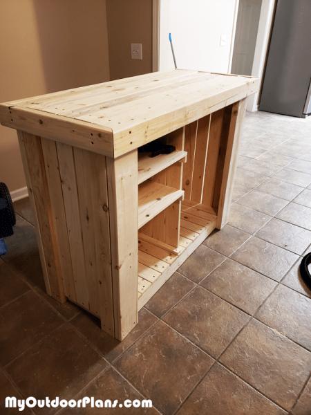 Outdoor Wooden Bar Myoutdoorplans Free Woodworking