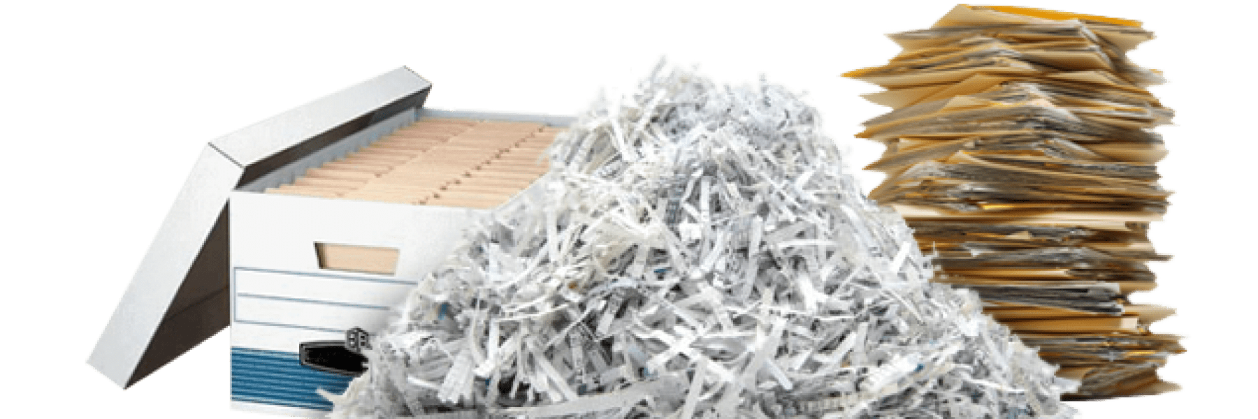Off-Site Document Shredding Service