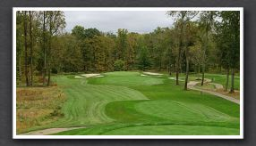 Jericho National Golf Club  New Hope  PA   15  Downhill par 3  240 yards