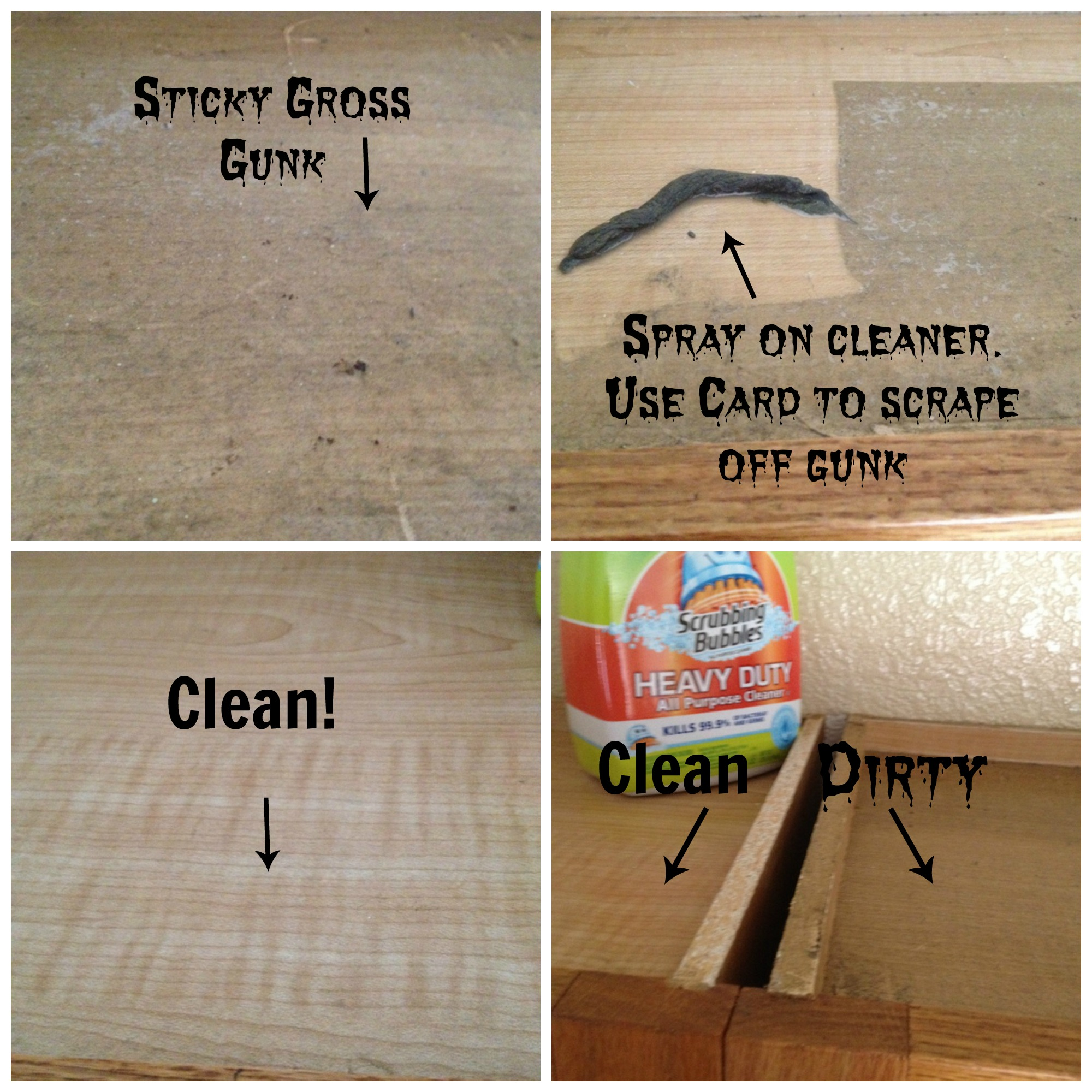 Best Kitchen Gallery: How To Clean The Tops Of Greasy Kitchen Cabi S Secret Tip My of Cleaning Inside Kitchen Cabinets on rachelxblog.com