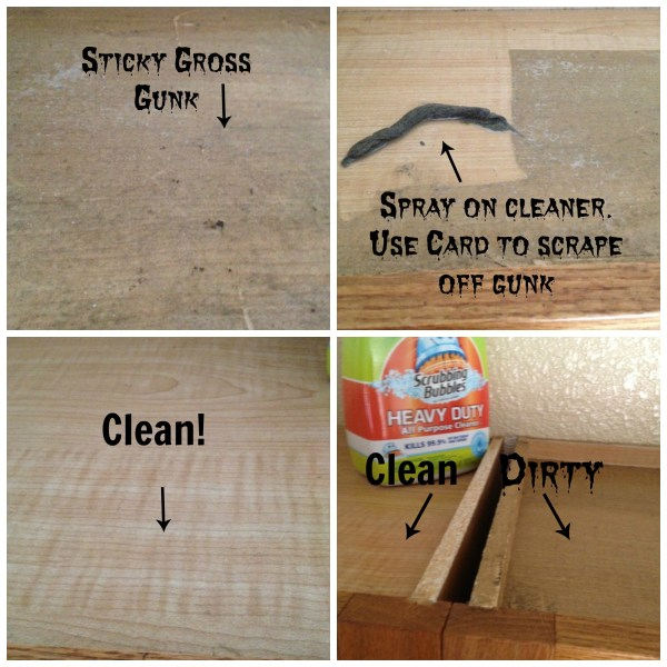 How To Clean The Tops Of Greasy Kitchen Cabinets   Secret Tip   My     How to clean the tops of greasy kitchen cabinets
