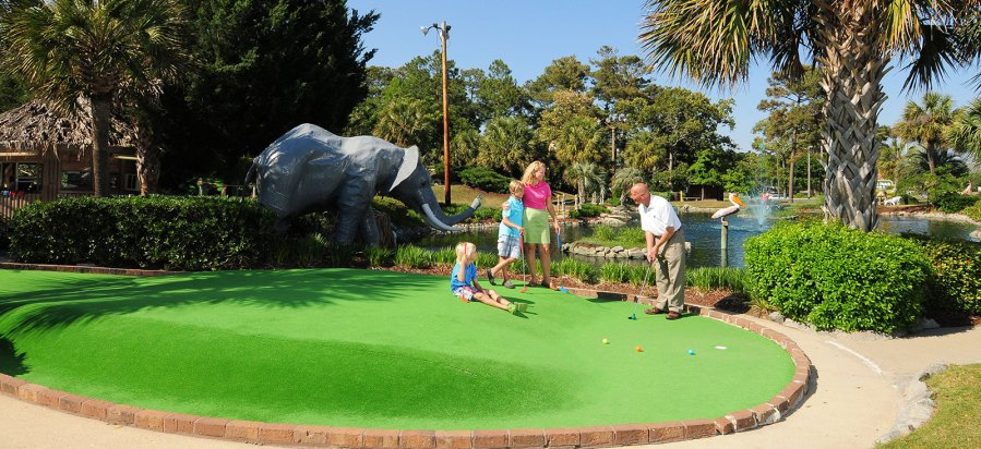 Jungle Safari   Myrtle Beach Family Golf   Myrtle Beach  SC Home