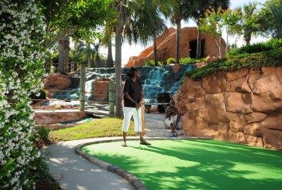 Shipwreck Island Adventure Golf - Myrtle Beach Family Golf ...