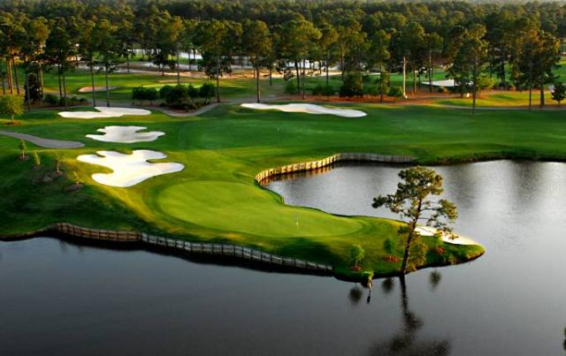 West Course At Mb National Myrtle Beach Golf Course
