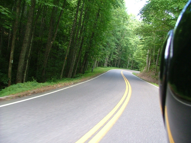 Blue Ridge Parkway Tennessee Route