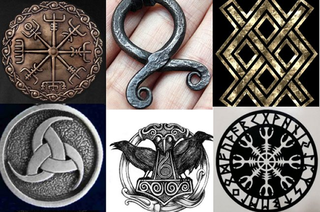 10 Ancient Viking And Norse Symbols With Powerful Meanings ...