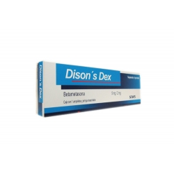 Disons Dex Betametasona Sol Inyectable Mexipharmacy