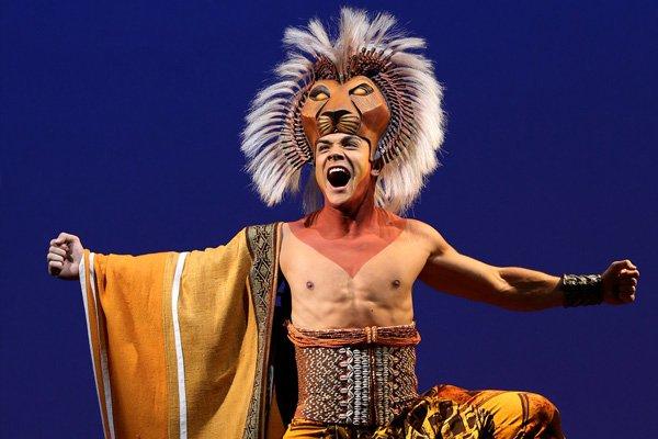 2013 Lion Cast Broadway King
