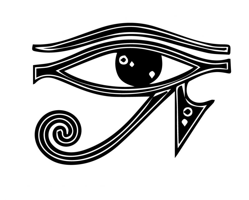 Eye Of Horus Ra Egyptian Sun God Meaning