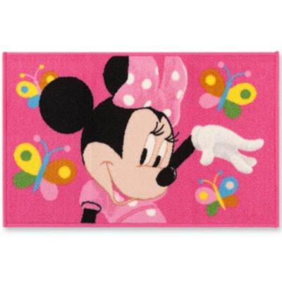 minnie mouse teppich # 8