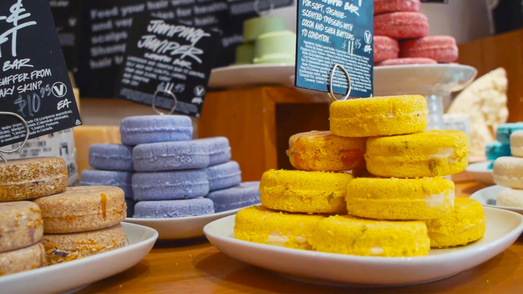 Lush Fresh Handmade Cosmetics Kitchener