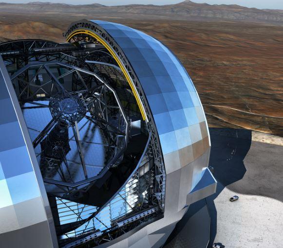 肖特赢得世界最大光学天文望远镜反射镜基板竞标 肖特 反射镜 天文台 新浪科技 新浪网