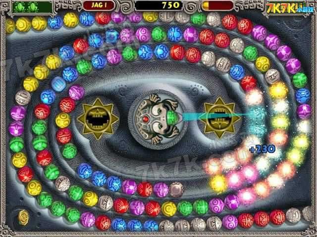 Renkli Top Patlatma Oyunu