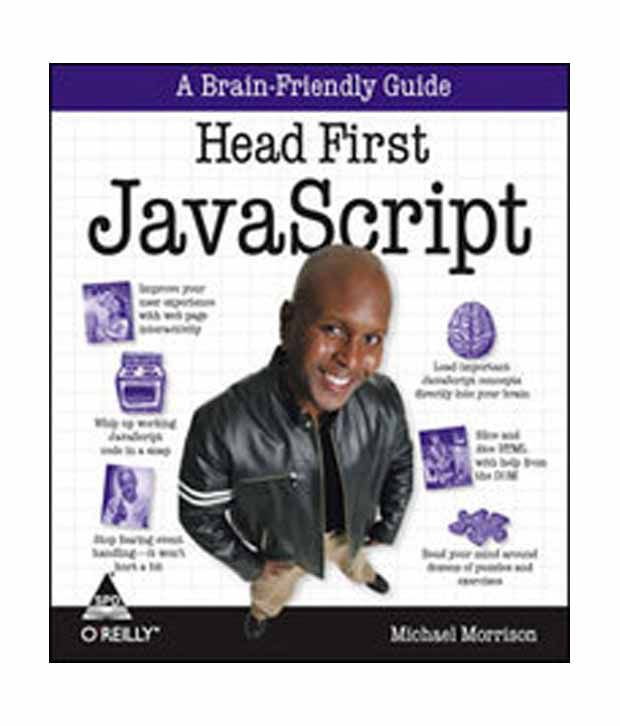 Head First Javascript: Buy Head First Javascript Online at ...