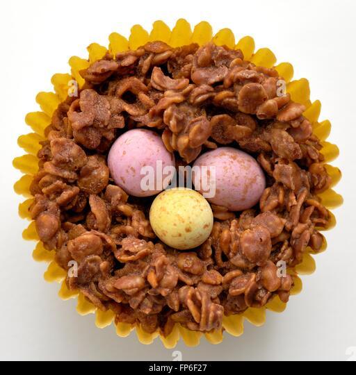 Easter Cakes Shredded Wheat