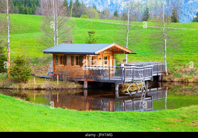 Old Log Cabin Pond