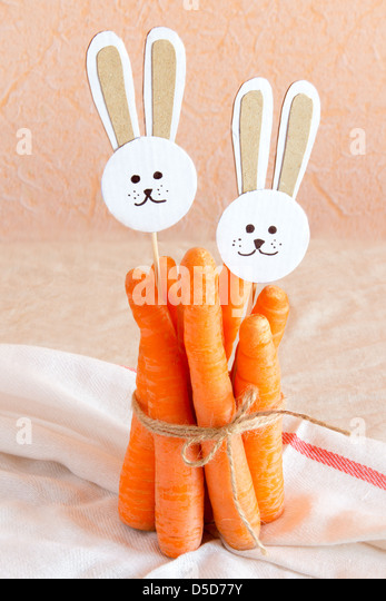 Carrot Rabbit Trap