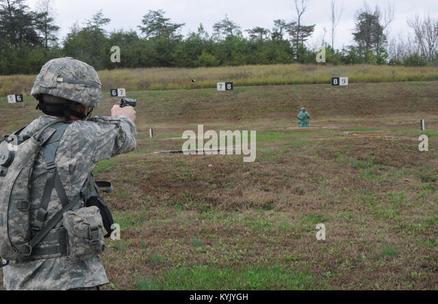 Army Weapons Qualification Points