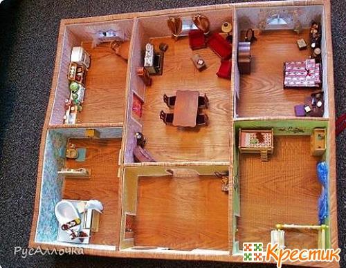 Jak udělat dům pro Barbie