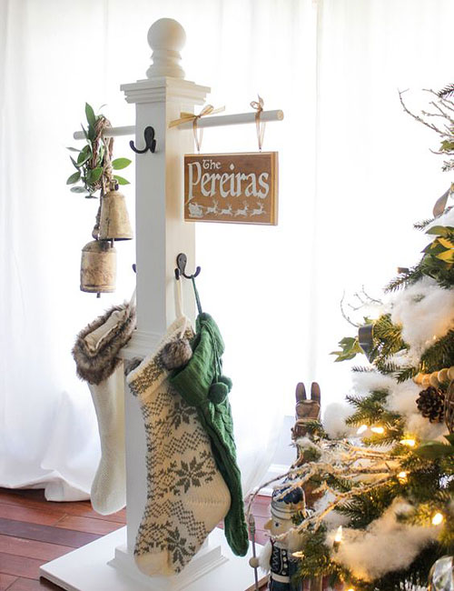 Рождество шұлықтарының иесі