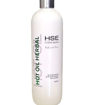Hot Oil Herbal Coat Conditioner