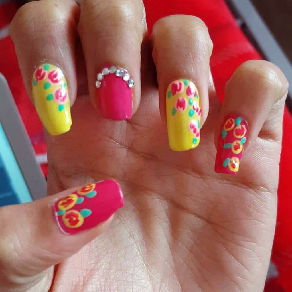 All Types Nail Designs