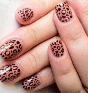 Unhas de leopardo