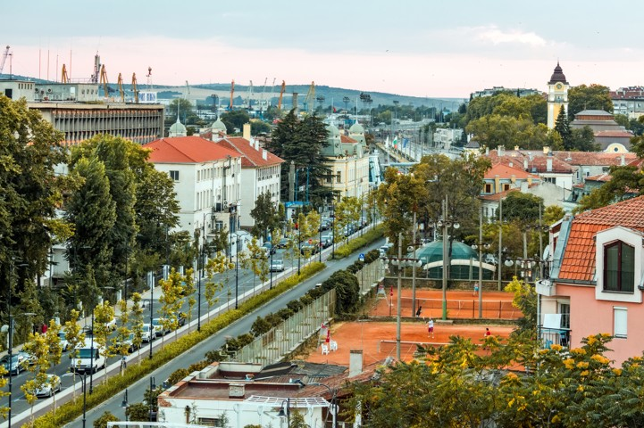 Burgas,Bulharsko